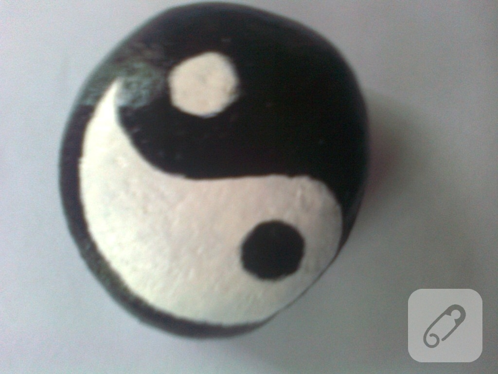 Tas Boyama Yin Yang 10marifet Org