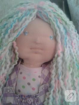 Bez bebek – waldorf doll