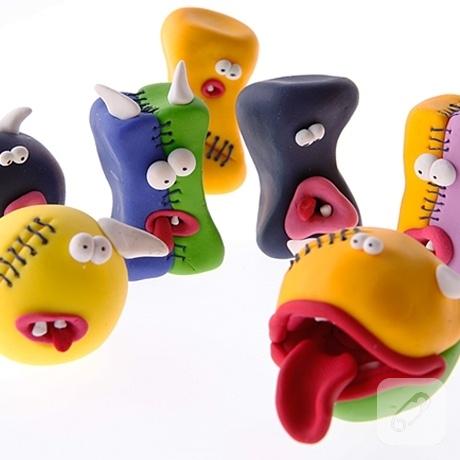 fimo oyuncaklar