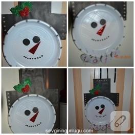 Kağıt tabaklarla yapılabilecek çocuk etkinlikleri