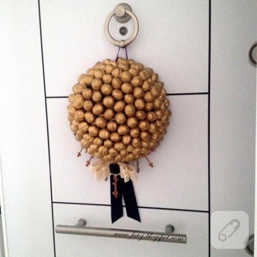 kapı süsü yapımı