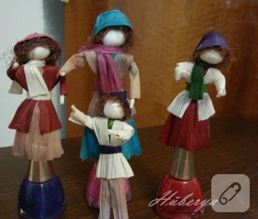 el yapımı bebekler