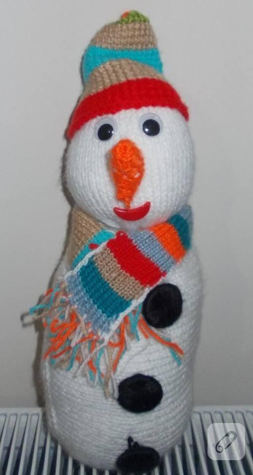 orgu-oyuncak-kardan-adam-yapimi