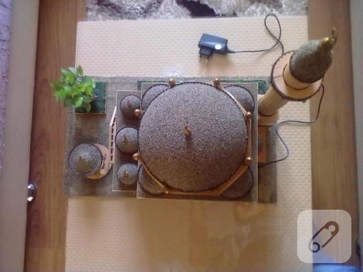 ahsap-maket-minyatur-cami