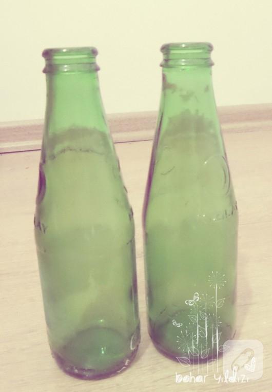 şişe süsleme