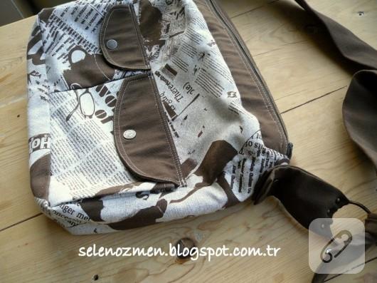 Duck ketenden çanta