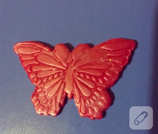 fimo kelebek