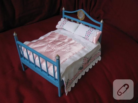 minyatür yatak