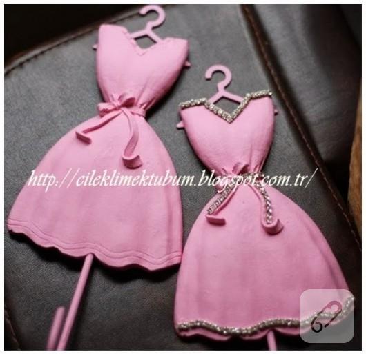 polyester-boyama-pembe-elbise-askilik