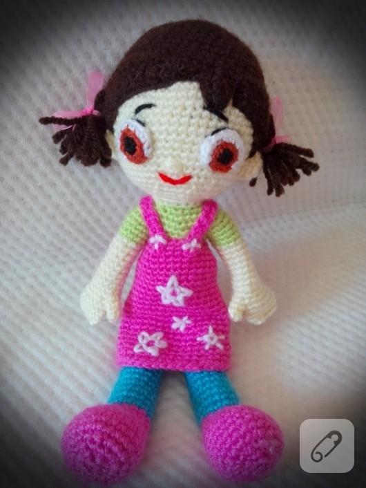 Amigurumi oyuncak Niloya 10marifet.org