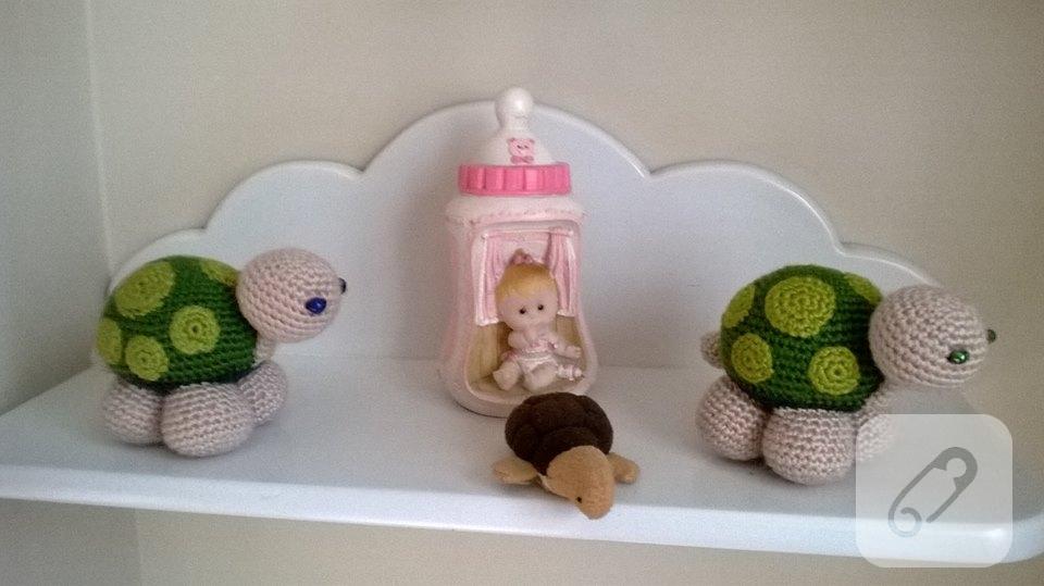 Amigurumi Learn : Amigurumi oyuncaklar - sevimli kaplumba?a 10marifet.org