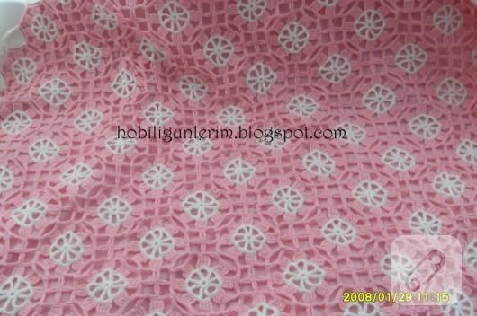 Pembe battaniye