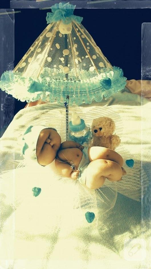 bebek takı ağacı