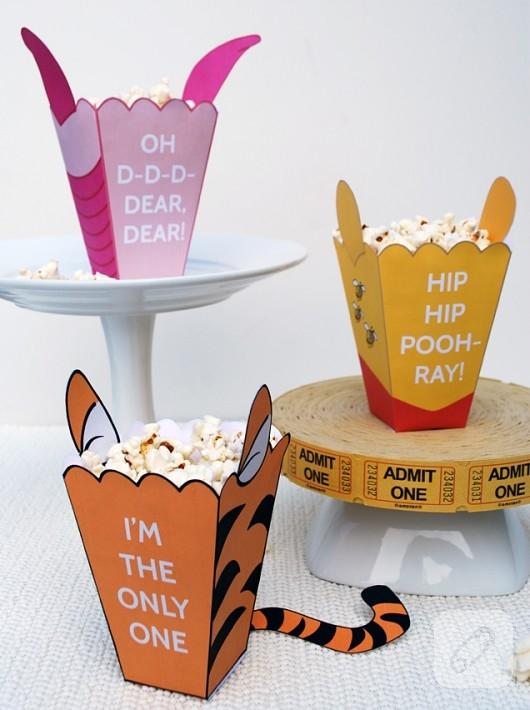 popcorn kutuları