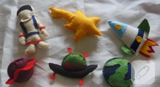 keçe oyuncaklar