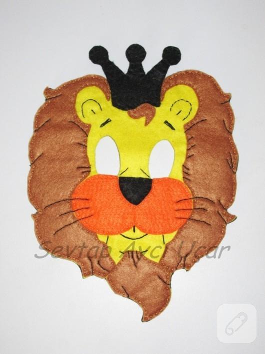aslan maskesi