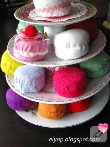 keçeden pastalar