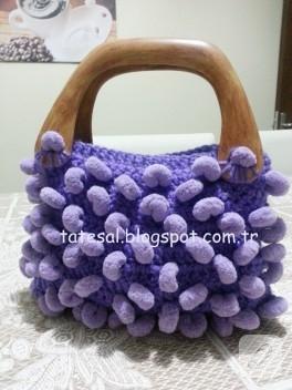 Dut ipten mini çanta