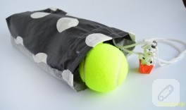 Kumaş top torbası