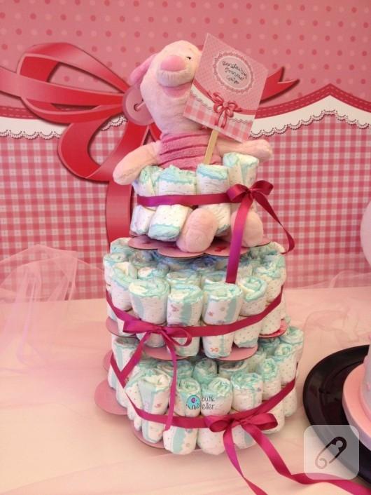 bebek-hediyelikleri-bez-bebek-pastasi