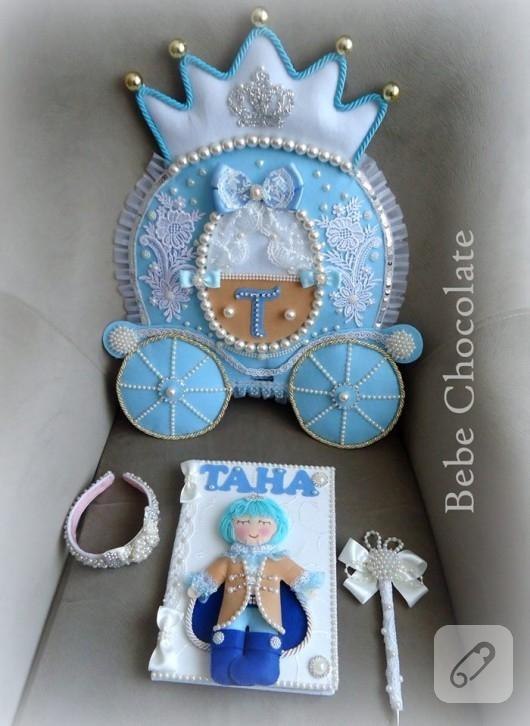 keçe bebek hediyelikleri