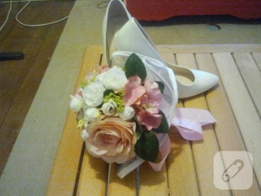 nikah çiçeği