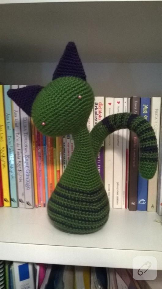 amigurumi-kedi-orgu-oyuncaklar