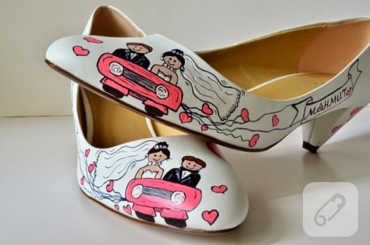 ayakkabi-boyama-gelin-ayakkabilari