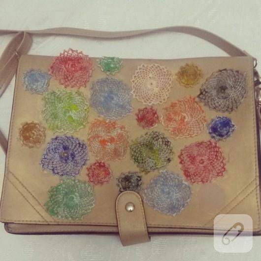 eski çantaları yenileme