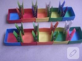 Kartondan kutu yapımı