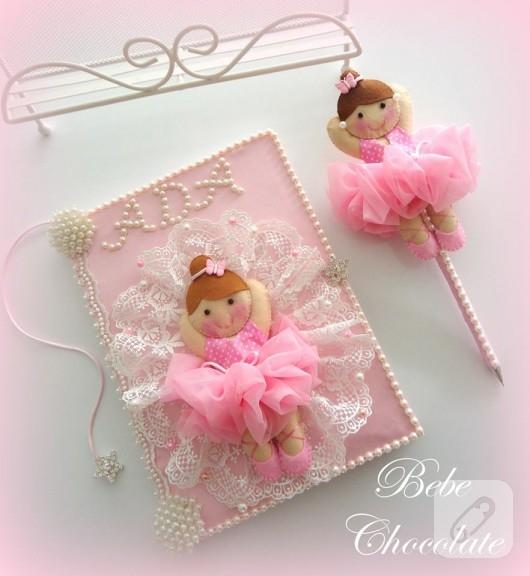pembe-balerinli-bebek-ani-defteri