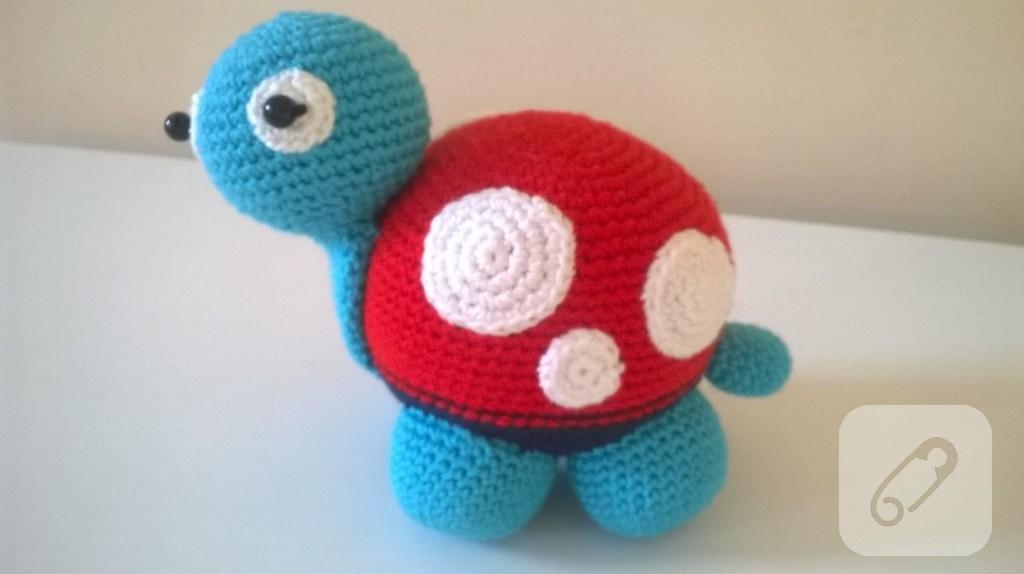 Amigurumi Bebek Gövdesi : Amigurumi kaplumbağa tarifi marifet