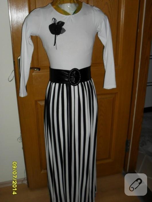 cizgili-elbise-modelleri-2