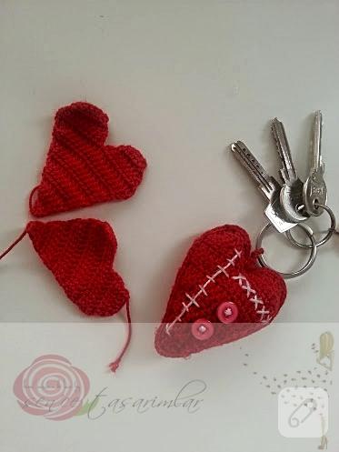 orgu-kalp-anahtarlik-modeli