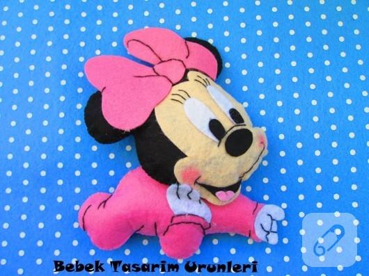 Kece Minnie Mouse Aydede Kapi Susu 10marifet Org