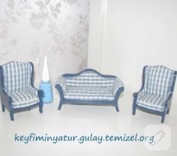 minyatur-koltuk-takimi