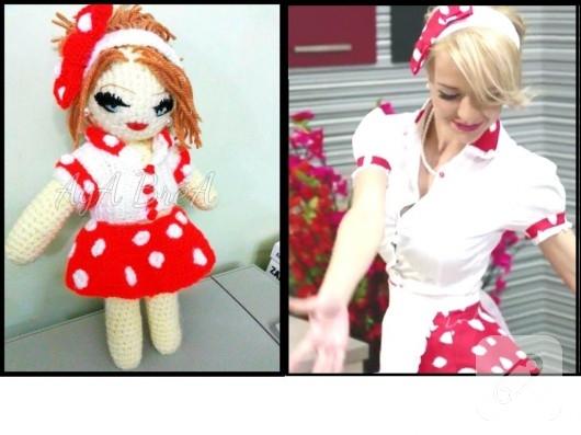 Amigurumi Nil Hobby Ücretsiz Tarif - Free Crochet Pattern - Örgü ... | 397x530