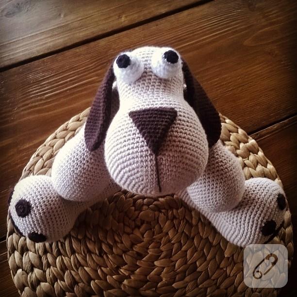 Amigurumi İpten Göz Yapımı | Crochet dolls, Amigurumi doll, Crochet | 612x612