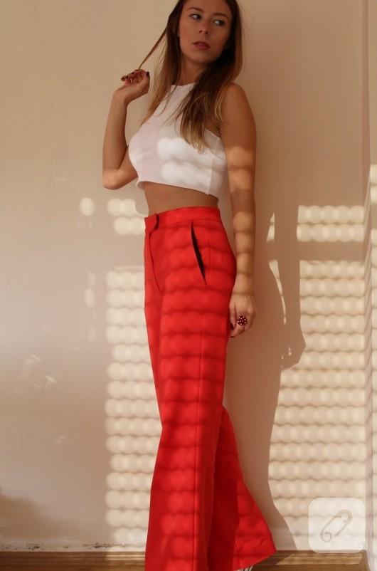 kirmizi-kumas-pantolon-modelleri-