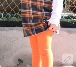 ekose-cocuk-elbisesi