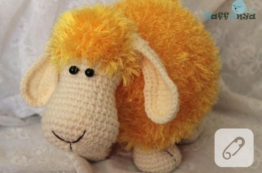 Amigurumi Fistik Yapimi : orgu oyuncaklar, amigurumiler, tig isi/ orgu videolari ...