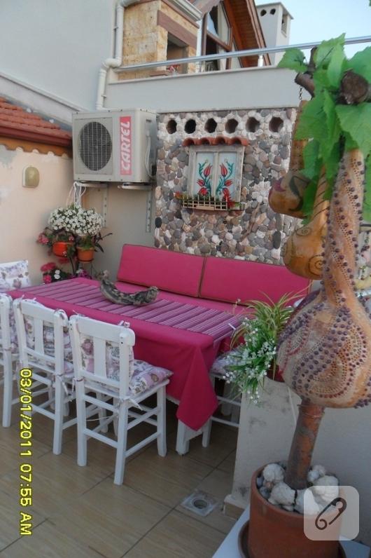 Dogal Malzemelerle Balkon Dekorasyonu 10marifet Org