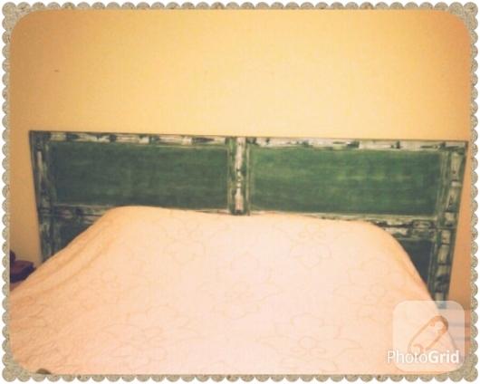 eski-gardrop-kapaklarindna-yatak-basi-yapimi-mobilya-boyama