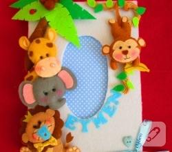 kece-suslemeli-safari-temali-bebek-ani-defteri