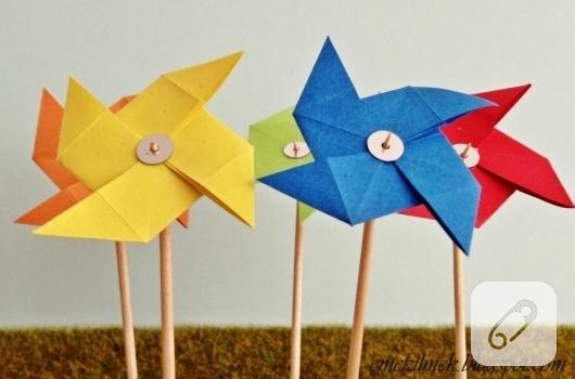 origami-kagittan-ruzgar-gulu-nasil-yapilir-1