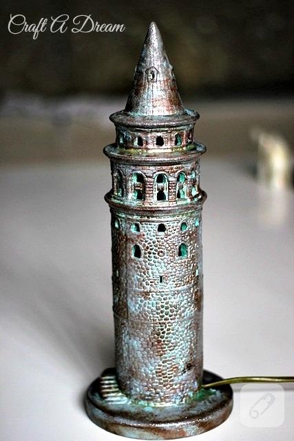 seramik boyama galata kulesi (15)