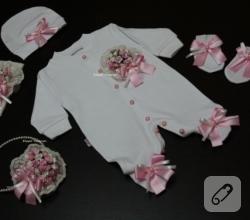 pembe-cicekli-bebek-hastane-cikisi-seti