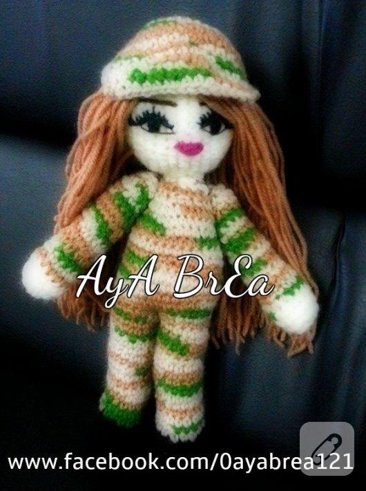 Amigurumi oyuncak erkek bebek – 10marifet.org | 710x530