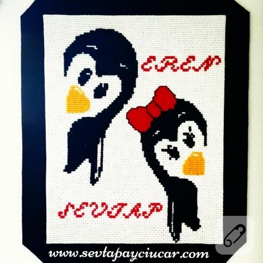 etamin-isleme-penguen-pano-modelleri