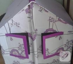 karton-kutudan-cocuklar-icin-oyun-evi